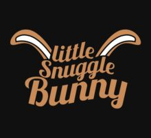 Little Snuggle Bunny rabbit awesome baby design by jazzydevil
