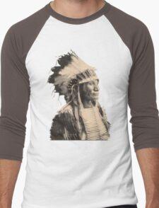 Broken Arm Ogalalla Mariadoss Edition Men's Baseball ¾ T-Shirt