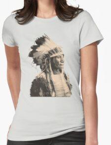 Broken Arm Ogalalla Mariadoss Edition Womens Fitted T-Shirt