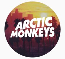 Arctic Monkeys - LA Sunset by ArabellaOhh