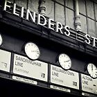 Station Clocks by Karen E Camilleri