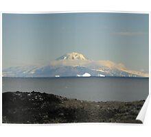 Mount Erebus Poster