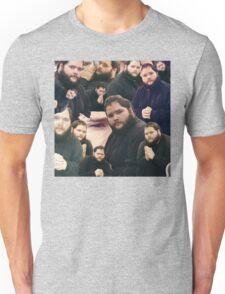 Buttcrack man Unisex T-Shirt