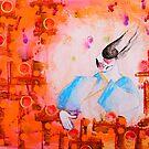 Kabuki Series II by motherhenna