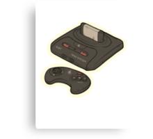 Mega Drive Canvas Print