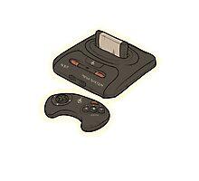 Mega Drive Photographic Print
