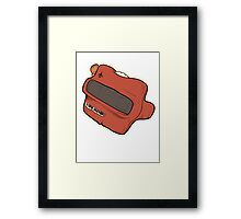 View Master Framed Print