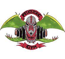 The Prehistoric Gym Photographic Print
