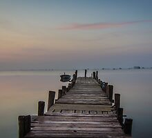 Way to serenity by PhotoSaga