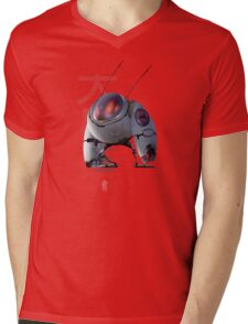 Large Insect robot thing! Mens V-Neck T-Shirt