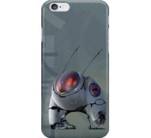 Large Insect robot thing! iPhone Case/Skin