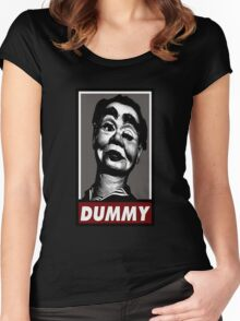 Twilight - Dummy Women's Fitted Scoop T-Shirt