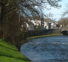 River Kent at Kendal by photoeverywhere