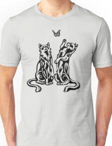 Playful Cats Unisex T-Shirt