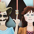 Dallas Buyers Club by Matt Kroeger
