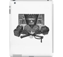 King Claudius The Unforgiving iPad Case/Skin