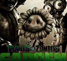 Plants vs Zombies: Garden Warfare by BrandonFloyd