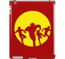Flash family iPad Case/Skin