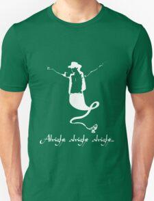 Alright Alright Alright - Genie (dark) T-Shirt