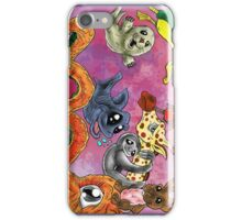 Animal Party iPhone Case/Skin