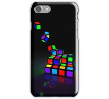 A lot of Cubes iPhone Case/Skin