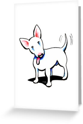 Pure Bull (Terrier) by offleashart