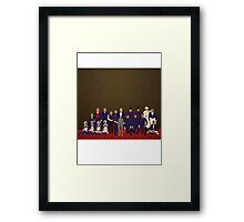 Grand Budapest Hotel Framed Print