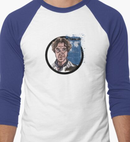 Eighth Lord of Time Men's Baseball ¾ T-Shirt