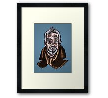 War Lord of Time Framed Print
