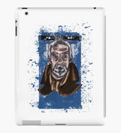 War Lord of Time iPad Case/Skin