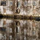 Old Mill Reflections by Jazzdenski