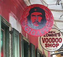 New Orleans Shops by Frank Romeo