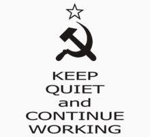 Continue working T-Shirt
