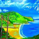 Caswell Blues by Rusty  Gladdish