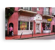 New Orleans Bourbon Street Canvas Print