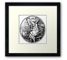 Fairy 6 Framed Print