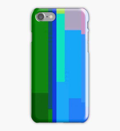 glitch case iPhone Case/Skin