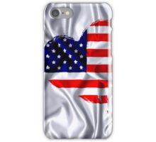 Usa flag. iPhone Case/Skin