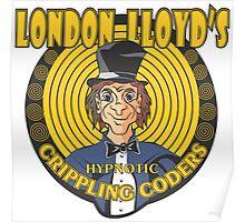 LONDON LLOYD'S Poster