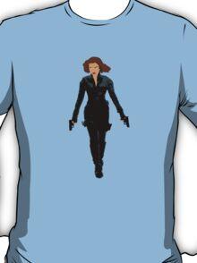 Natasha / Black Widow T-Shirt