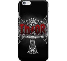 Thordestruck! iPhone Case/Skin
