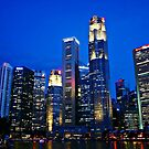 Urban Landscape Singapore, Colour by William  Teo Photography