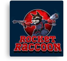 Rocket! Canvas Print