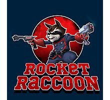 Rocket! Photographic Print