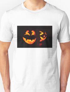 Jack-O Lanterns Unisex T-Shirt