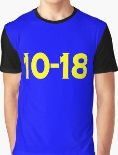 10-18 Warriors Graphic T-Shirt