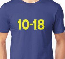 10-18 Warriors Unisex T-Shirt