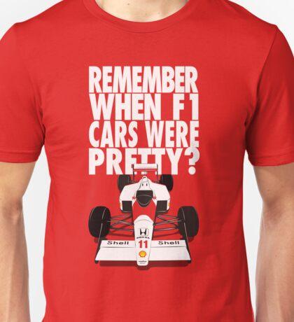 McLaren MP4 Unisex T-Shirt