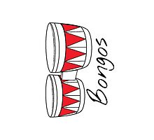 Bongos 2 by Mindful-Designs