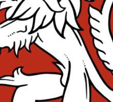 Bohemia Coat of Arms  Sticker
